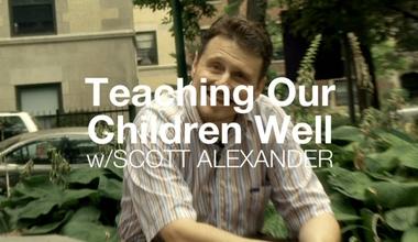 Teaching Our Children Well