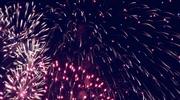 Slow Motion Fireworks Loop