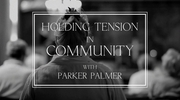 Holding Tension In Community