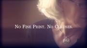 No Fine Print. No Clauses.