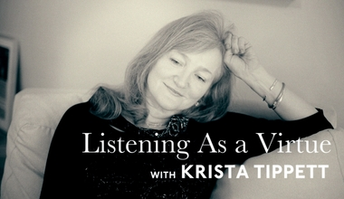 Listening As a Virtue