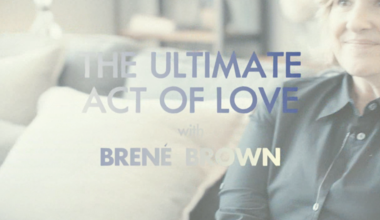 The Ultimate Act of Love