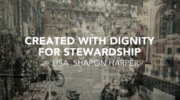 Created with Dignity for Stewardship