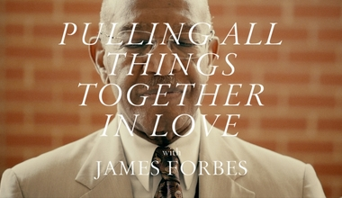 Pulling All Things Together in Love