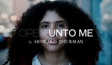 Open Unto Me