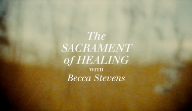 The Sacrament of Healing