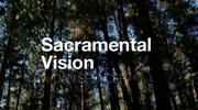 Sacramental Vision