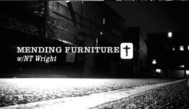 Mending Furniture and Saving Lives