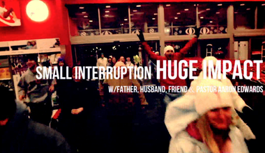 Small Interruption. Huge Impact