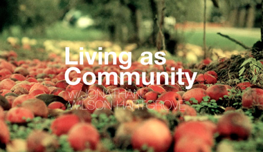 Living In Community
