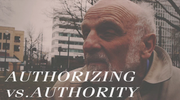 Authorizing Vs Authority