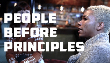 People Before Principles