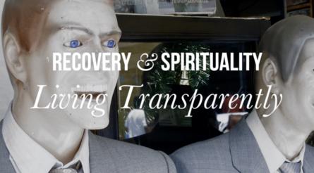 Living Transparently