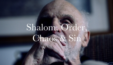Shalom, Order, Chaos and SIn