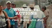 Words vs. Actions