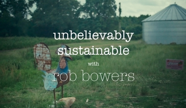 Unbelievably Sustainable