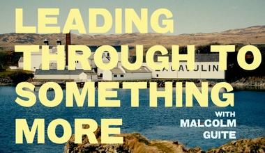 Leading through to something more.