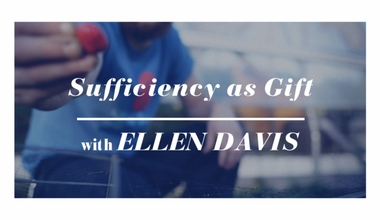 Sufficiency as Gift