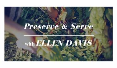 Preserve and Serve