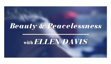 Beauty and Peacelessness