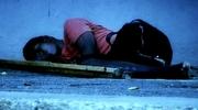 Homeless, Legless, Teen Sleeping Loop