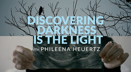Discovering Darkness is the Light