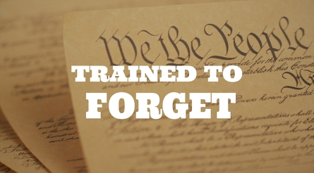 Trained to Forget