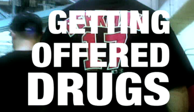 Getting Offered Drugs