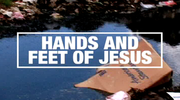 Hands And Feet Of Jesus