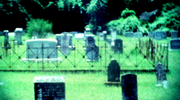 8mm Cemetery Footage