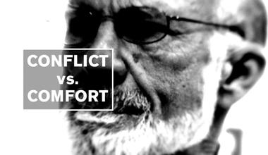 Conflict Vs Comfort