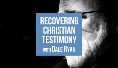 Recovering Chrisitan Testimony