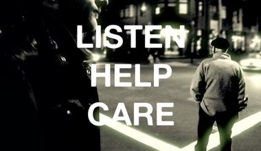 Listen. Help. Care.